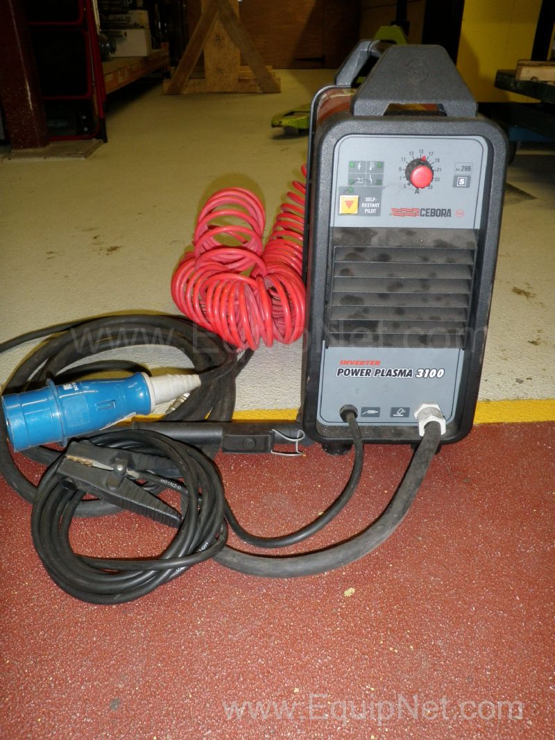 Cebora Power Plasma 3100 Portable Plasma Cutter