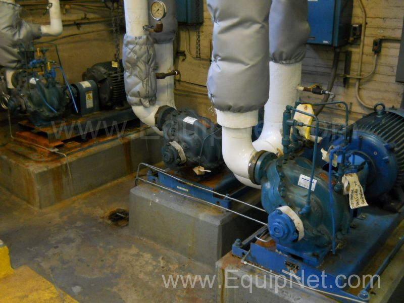 Aurora 431BBF Boiler Feed Water Pump