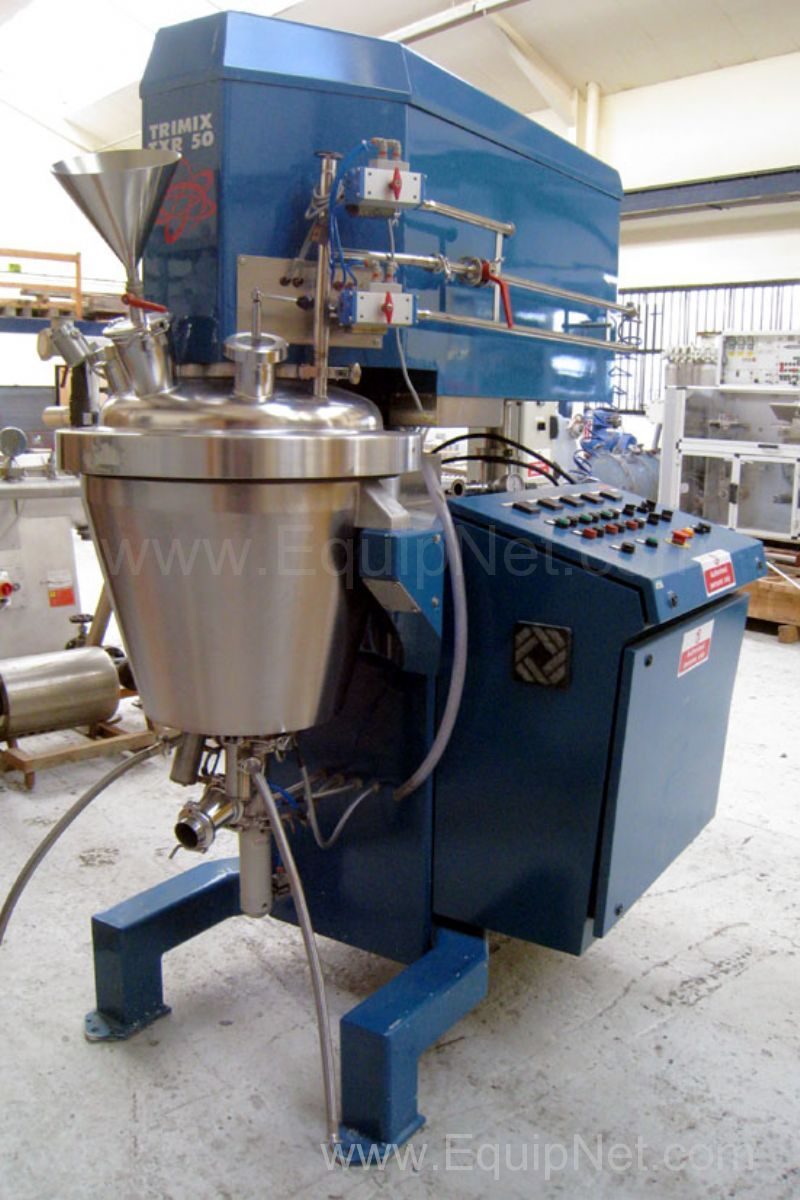 Rayneri Trimix TXR50 High Shear Blender