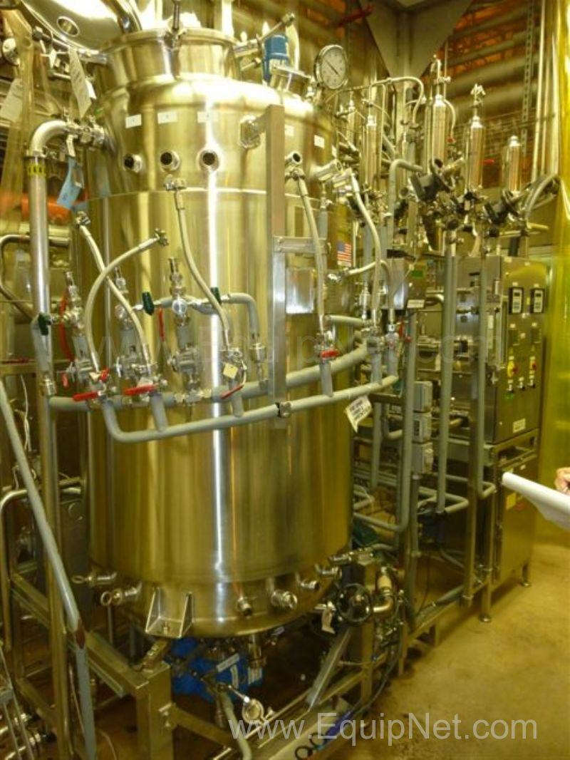 Holloway America 1000 Liter 316L Stainless Steel Fermentor
