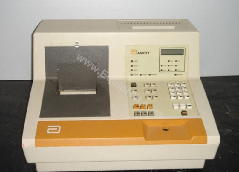 Abbott Quantum 2 Dual Wavelength Analyzer