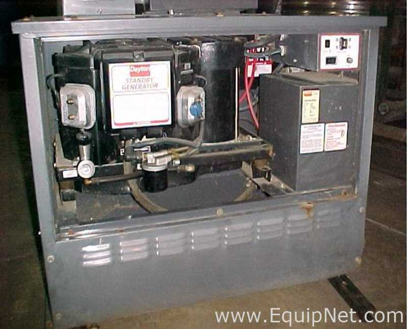 Natural Gas Fired Emergency Generators