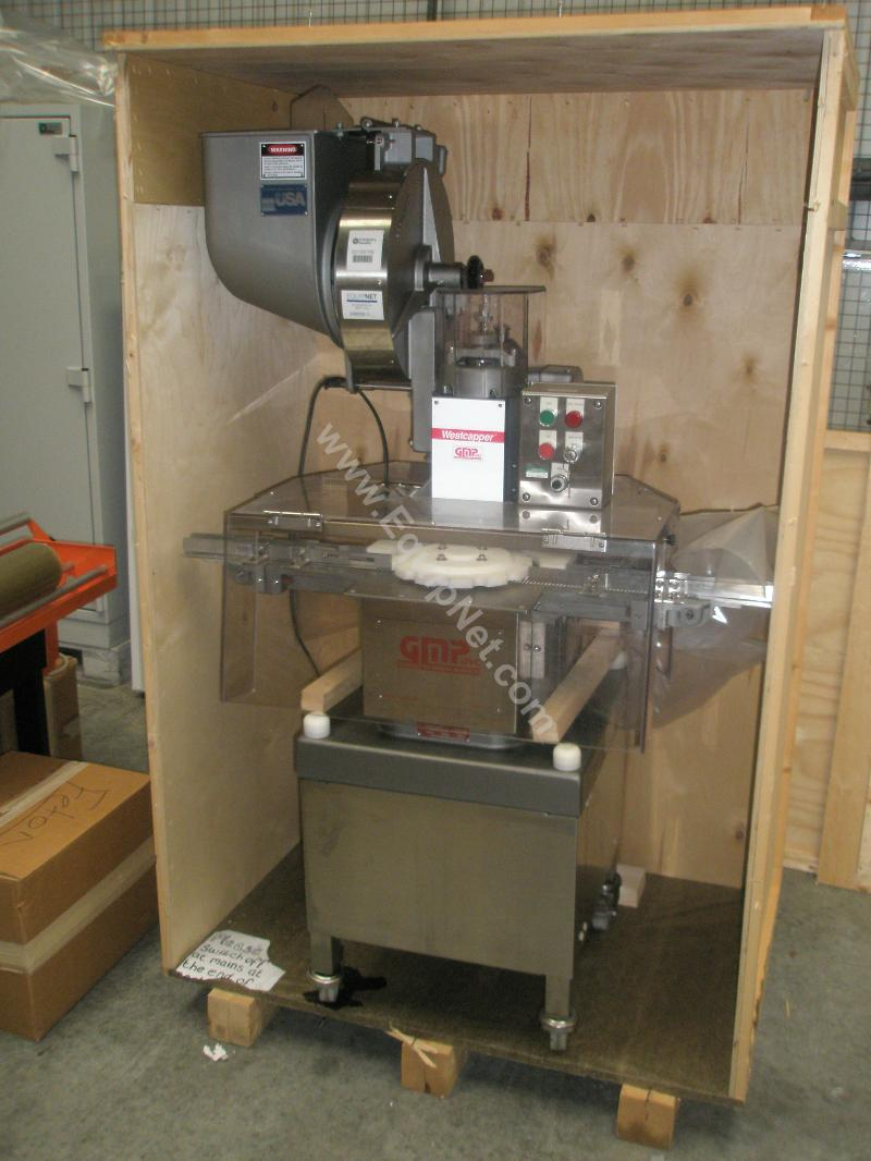 Genesis Machinery West PW 500 Crimp Capper