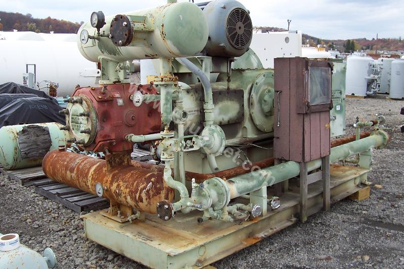 Penn Reciprocating Gas Compressor Class 3ATP-CP