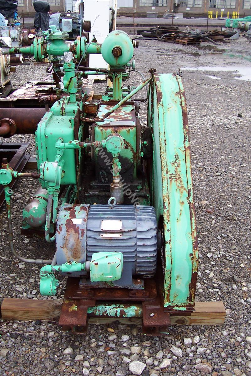 Worthington 25 HP Reciprocating Compressor