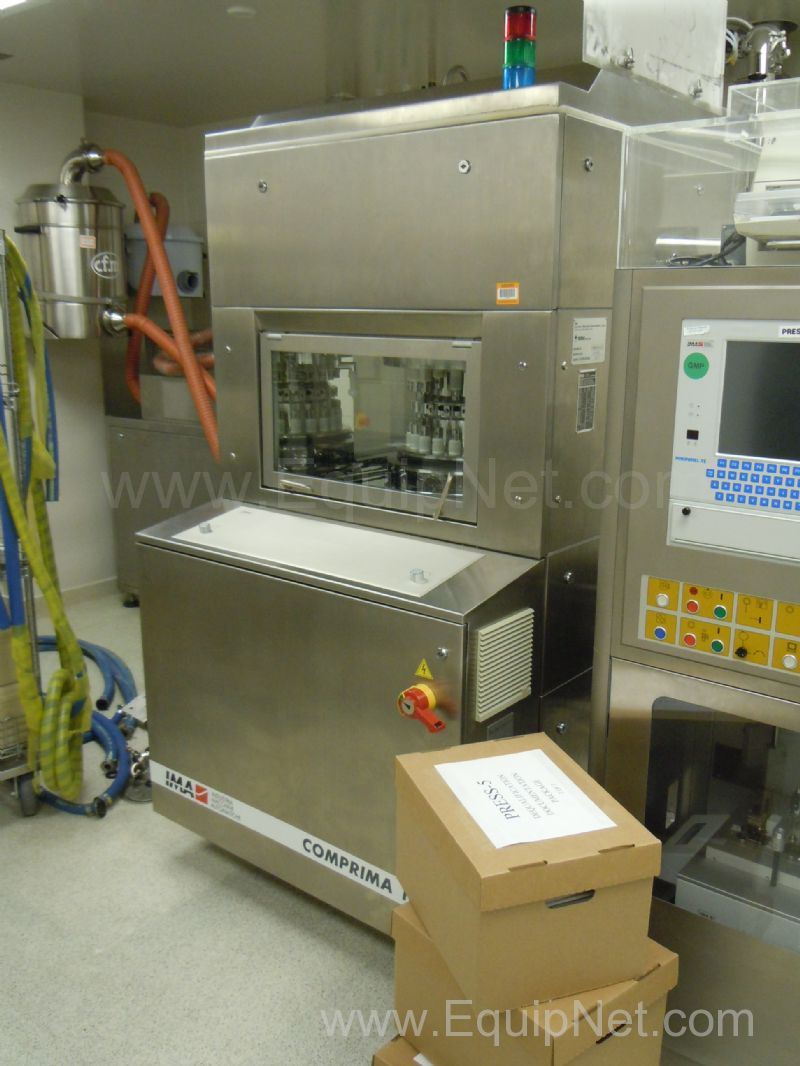 IMA Comprima 180 Tablet Press