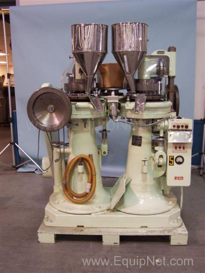 Manesty Drycota Tablet Press