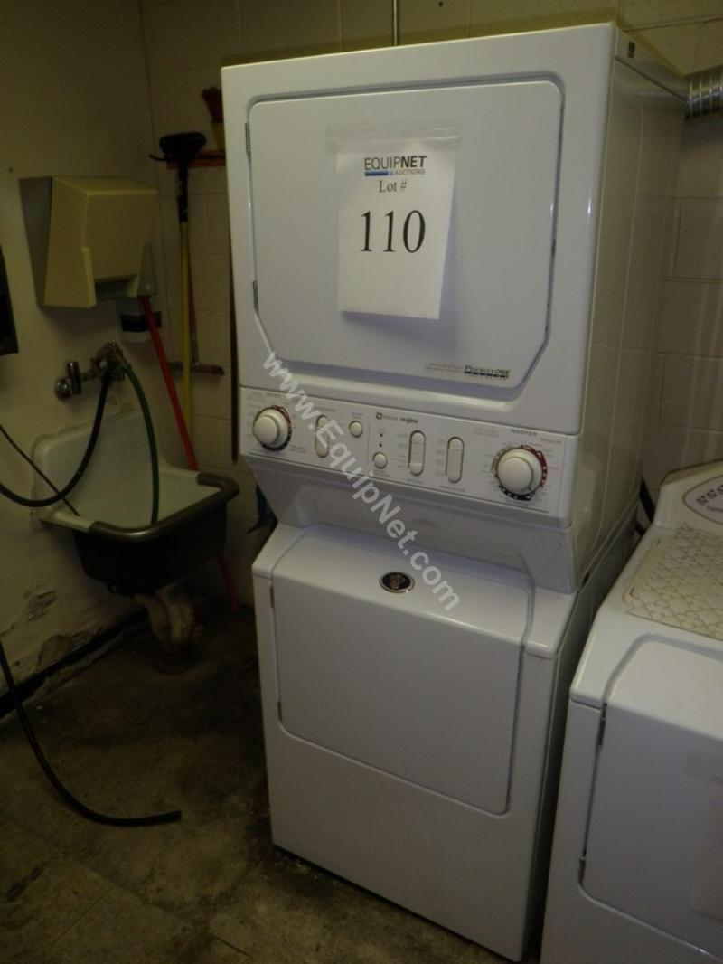 Maytag Neptune Stacked Washer Dryer Combination Listing