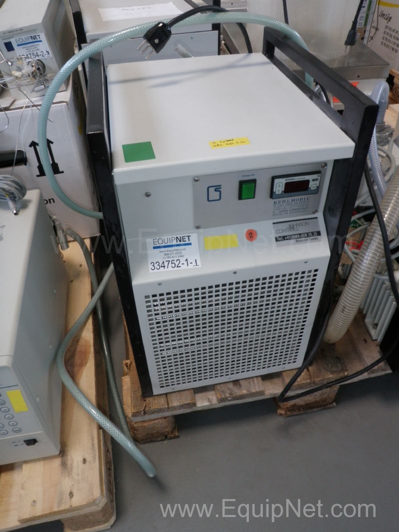Kuhlmobil Laboratory Water Chiller Unit Listing 334752