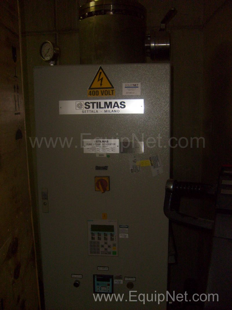 Stilmas Steam Generator Model PSG200DTS
