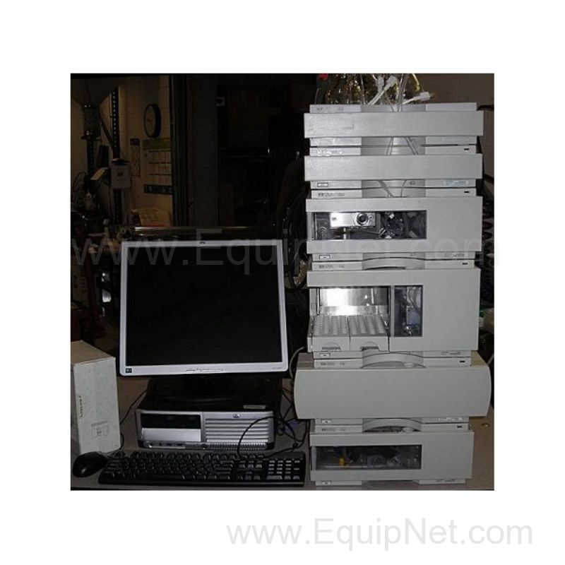 agilent 1100 quaternary pump manual