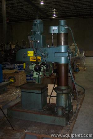 AB Arboga Maskiner Drill Press, Type HM