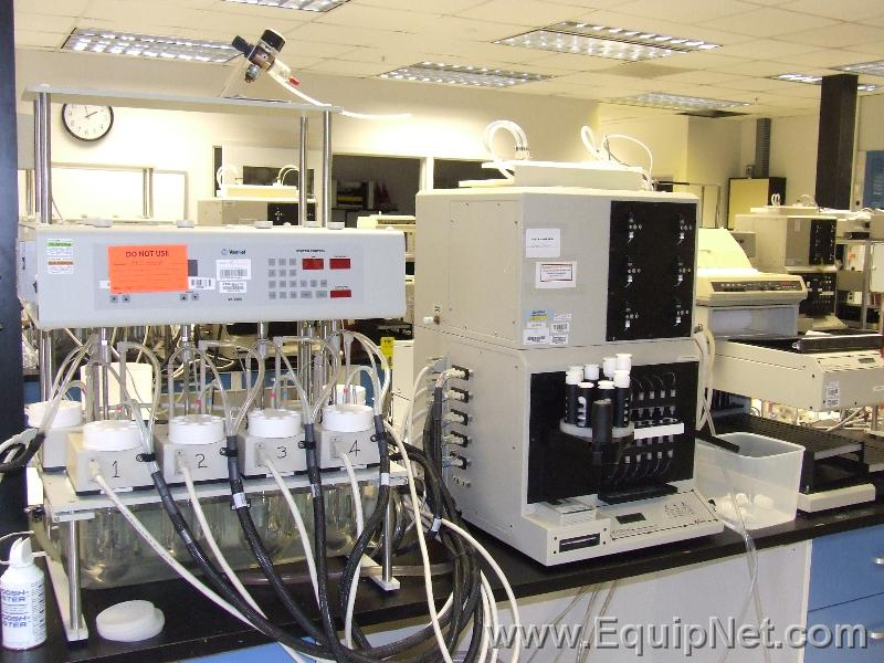 Zymark Multidose Automated Workstation with Vankel VK700