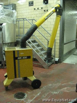Plymouth PlymoVent MK800 Mobile Fume extractor