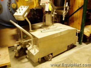 Unused or Rebuilt 1999 Process Solutions Pneumatic Drum Lifter Solids Charging System