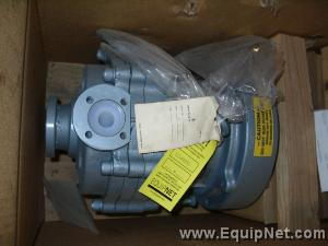 Unused Teflon Lined Labour 1.5X1X8.1 Centrifugal Pump