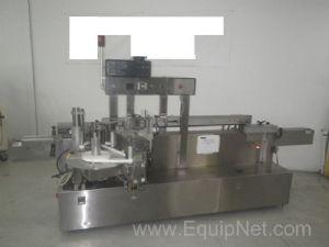 New Jersey Machine Pressure Sensitive Labeler Model 304R-1149