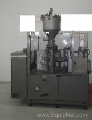 IWKA Metal Tube Filler Model TFS 20