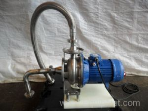 Ebara 93 1/3 Stainless Steel Centrifugal Pump