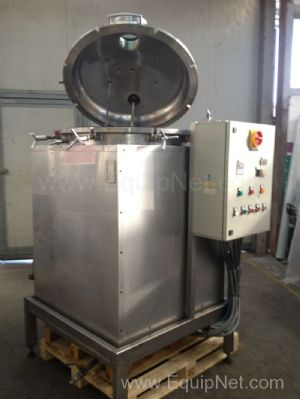 Liotecnica 250 LT Agitated Mixing Homogenizer Tank