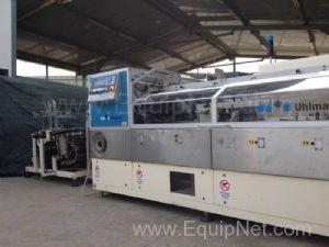 Encartonadora Horizontal Uhlmann Packaging Systems C300X