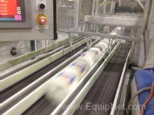 PHC 2000 Laner 4 Lane Belt Conveyor System for Toilet Paper Rolls
