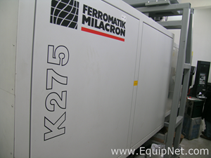 Ferromatik Milacron K275 Injection Molder