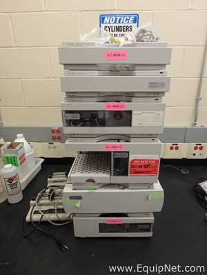 Agilent 1100 Series HPLC With DAD Detector