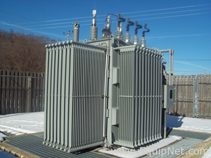 ABB 7500-8400 KVA Substation Power Transformer