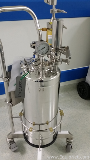 Alloy Products 30 Liters Stainless Steel Pressure Vessel