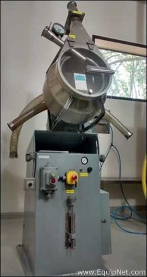 Stainless Steel Coating Pan with Capacity between 3.0 Kg and 5.0 Kg