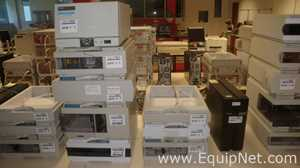 Agilent Technologies 1100 1200 Series HPLC System With VWD And PDA