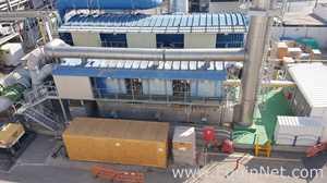 Durr AG Ecopure RTO e 3040 Thermal Oxidizer System 40.000 m 3N/h
