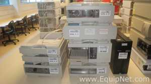 Agilent Technologies 1100 Series HPLC System With MWD Detector