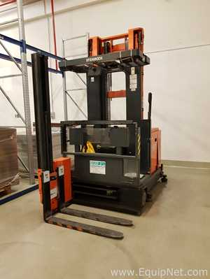 Steinbock-Boss WA 10R-1613 Narrow Isle Electric Forklift 1998