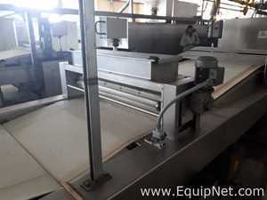 Haas Food Equipment Cracker line Confectionery