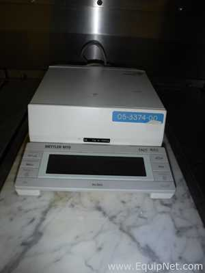 Mettler Toledo MT5 Balance With Mettler Toledo GA45 Printer And EN8 SLC Power Supply