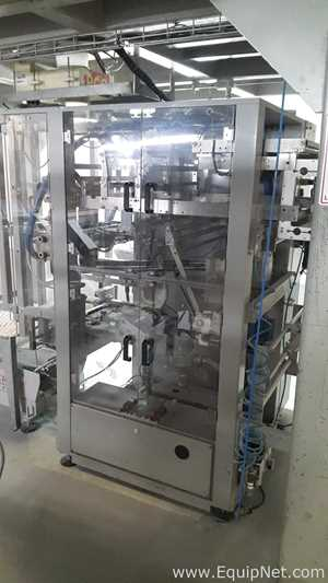 BOSCH SVB 2700 VERTICAL FORM FILL AND SEAL BAGMAKER
