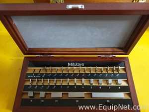 Mitutoyo 516-966-10 Gauge Block Set