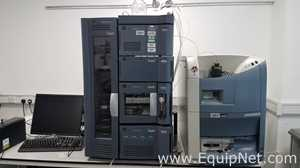 Micromass Quattro Premier XE Triple Quad Mass Spectrometer with Waters Acquity UPLC System