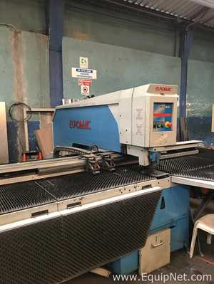 Euromac ZX 1250/30 CNC Turret Punch