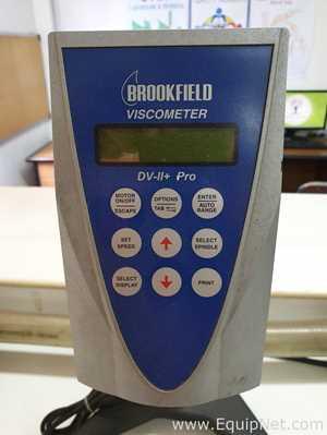 Brookfield RVDV-II P Prime Viscometer