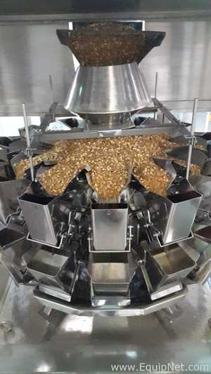 Ishida CCW-BR2-214-S/30-PB Multihead Weigher - 14 Head