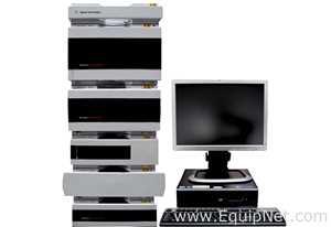 高速液体クロマトグラフ Agilent Technologies 1290 Infinity Series