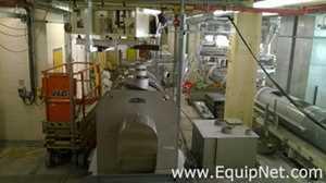 Morton Stainless Steel Multi-Mixer B3000D High Shear Plough Mixer