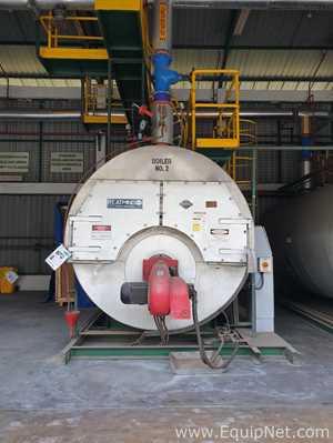 PT Admindo RL11 Boiler
