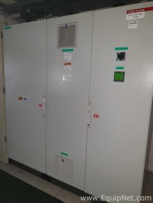 Lot 4 of Electrical Control Panels
