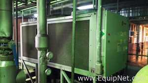 Trane CGAD050 50 Ton Scroll Compressor Chiller