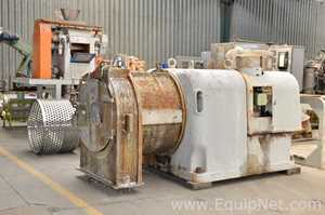 ESCHER WYSS P5/2 800 mm pusher centrifuge