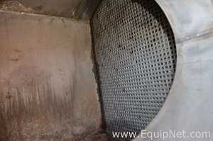 MONTEDISON 600 m2 Heat Exchanger/Condenser